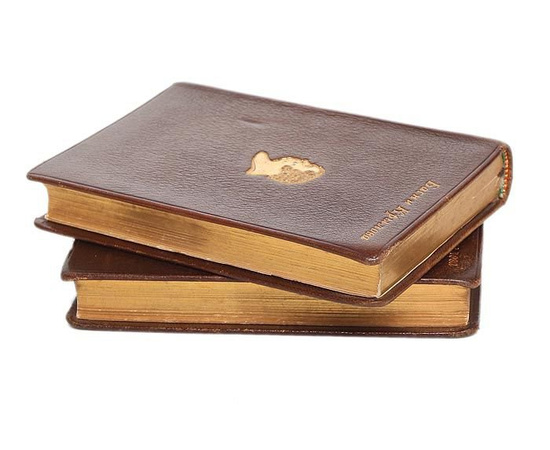 Басни Крылова. В 2-х томах. В 2-х книгах