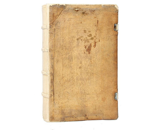 Иудейские древности. Иудейская война. Против Апиона. Издание 1524 года. Редкость