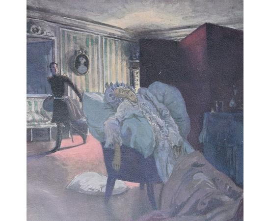 Пушкин А.С. Пиковая дама 1911 года