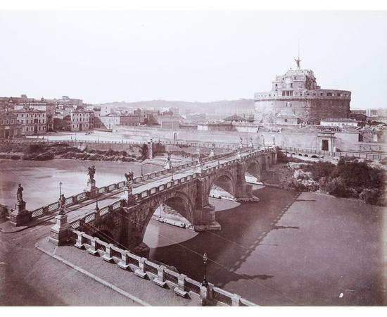 Рим. Альбом фотографий. 61 фотография знаменитого фотографа конца 19 века Андерсона