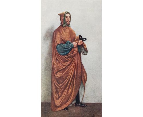 Венецианский купец (с рисунками Джемса Д. Линтона)