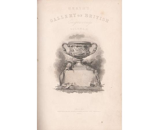Картины галерей Британии. В 2 томах (полный комплект)