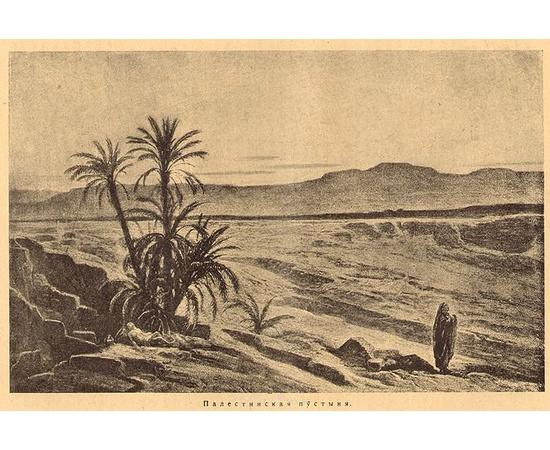 Палестина. Святая Земля в ее прошлом и настоящем