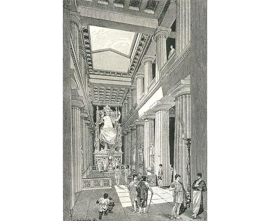 Частная и общественная жизнь греков
