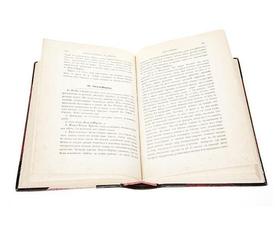 Путевой журнал русского комиссара-посредника по турецко-персидскому разграничению. 1849-1852