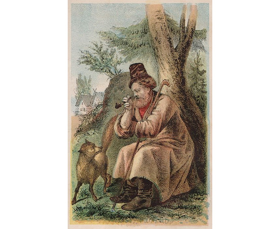 Басни И. А. Крылова в 9 книгах 1866 года