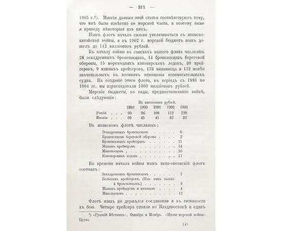 Записки генерала Куропаткина о русско-японской войне. Итоги войны