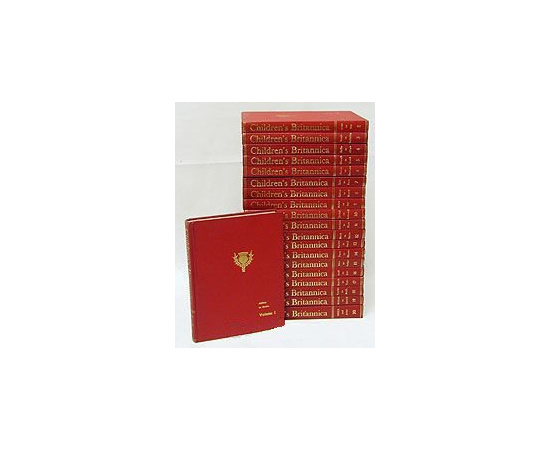Children's Britannica. In 20 volumes