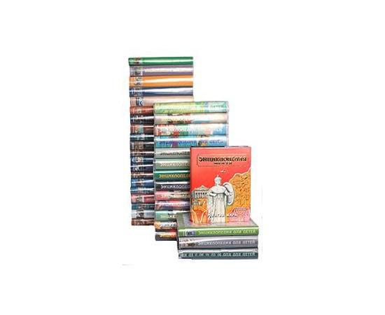 Энциклопедия для детей (комплект из 37 книг)