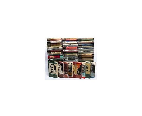 """Библиотека из серии """"Жизнь замечательных людей"""" (комплект из 78 книг)"""