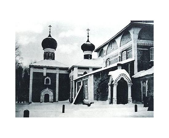 Зимняя поездка в Белозерский край