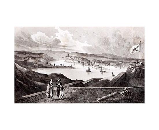 Путешествия к очагу войны на Востоке через Россию и Крым в 1829 году. В двух томах