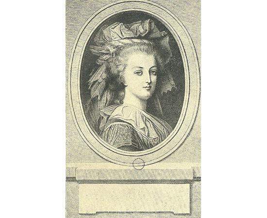 Королева Мария-Антуанетта