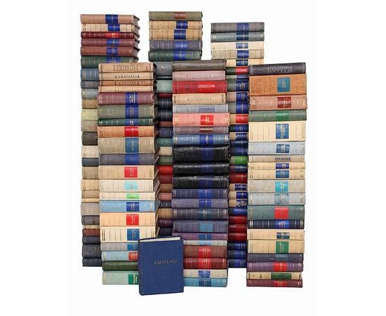 Библиотека поэта: Малая серия (комплект из 142 книг)
