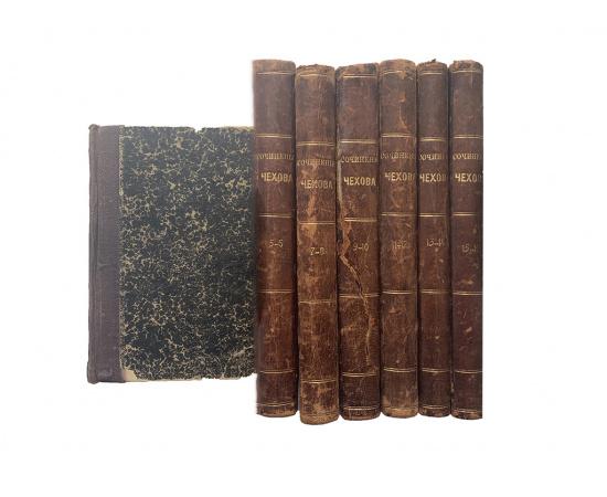 Чехов А.П. Прижизненное полное собрание в 16 томах + 6 доп. томов