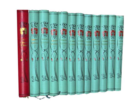 Авсеенко В.Г. Собрание сочинений в 12 томах