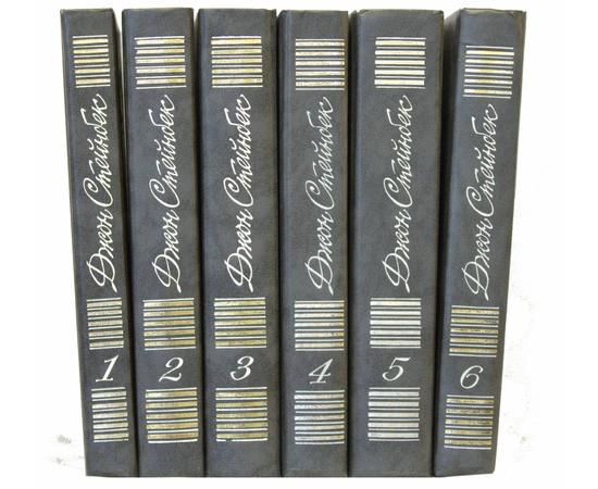 Стейнбек Дж. Собрание сочинений в 6 томах