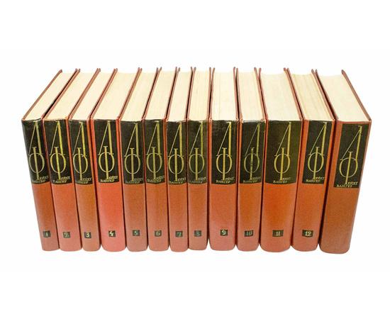 Фейхтвангер Л. Собрание сочинений в 12 томах с дополнительным томом