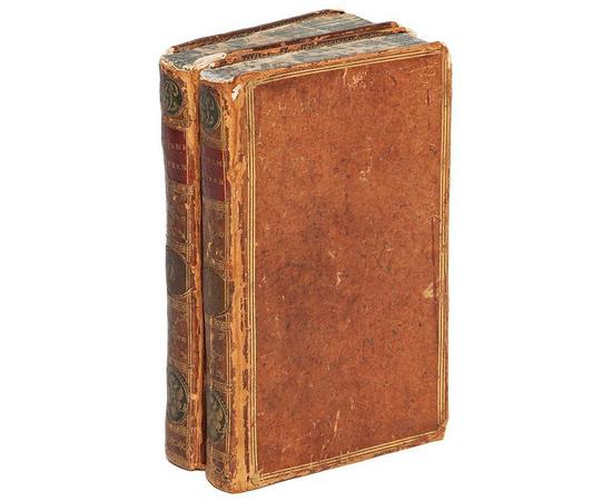 Советы отца детям, или Родительское завещание. В 2 томах. Полный комплект. Издание 1778 года