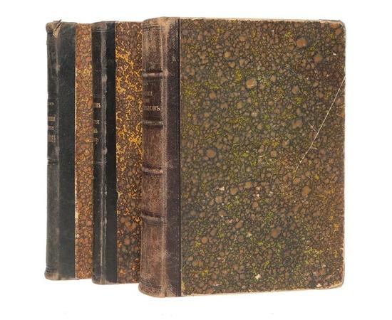 Книга для чтения по истории Средних веков, составленная кружком преподавателей (комплект из 3 книг)
