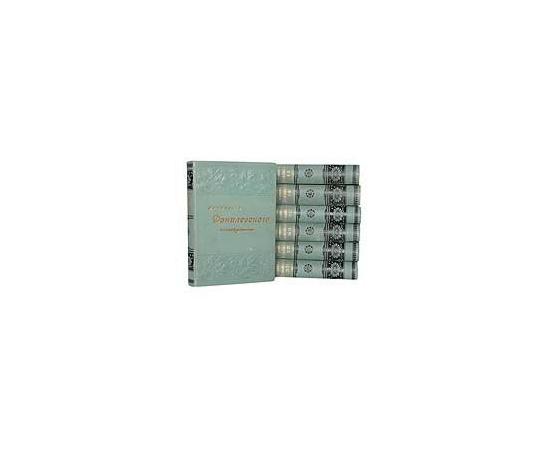 Полное собрание сочинений Григория Петровича Данилевского. В 24 томах (комплект из 7 книг)